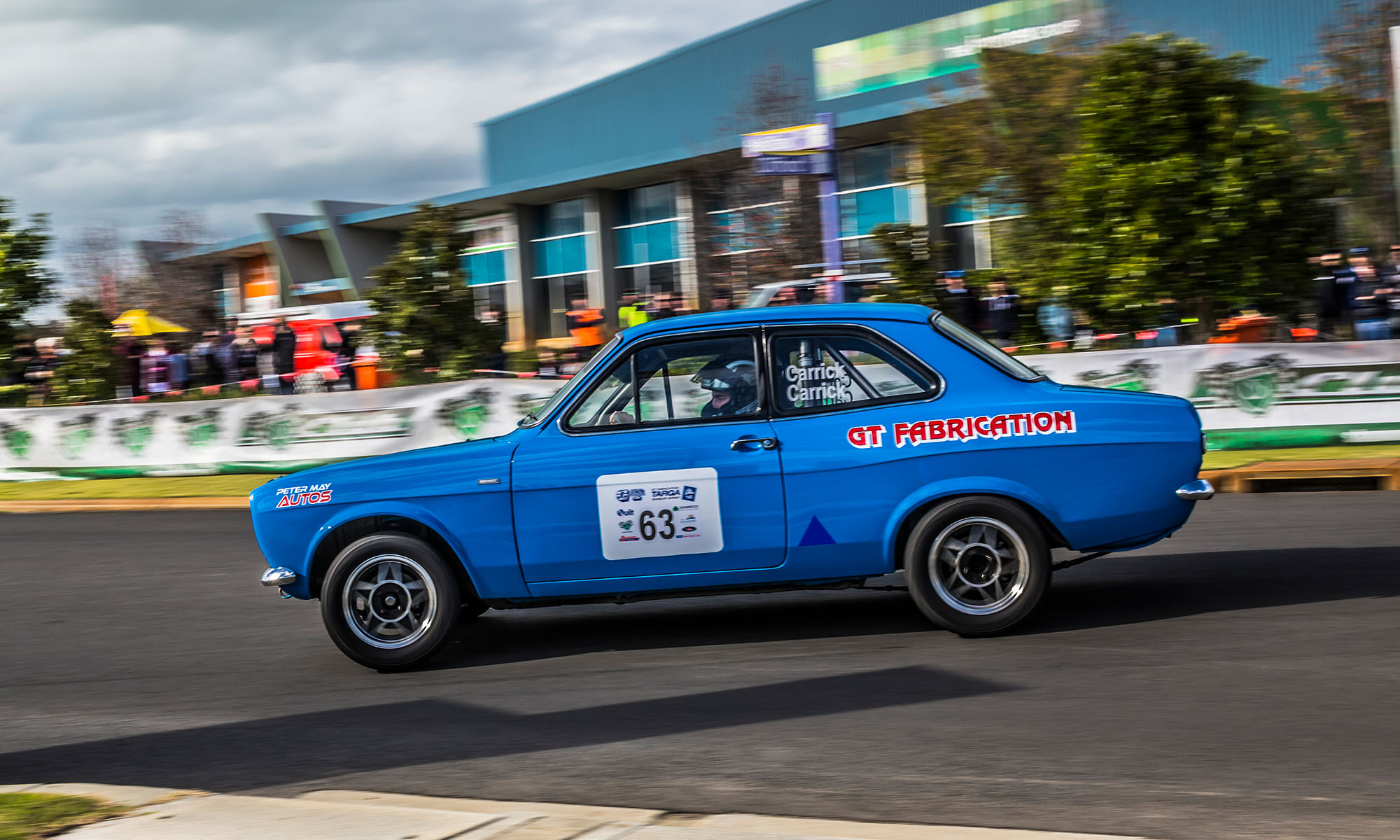 Targa Bunbury Sprint – 22nd – 23rd June 2019